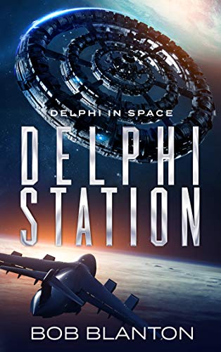Delphi Station (Delphi in Space Book 3)