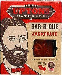 Upton's Naturals, Bar-B-Que Jackfruit, 10.6 oz