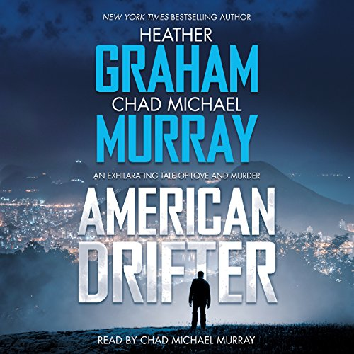 American Drifter audiobook cover art