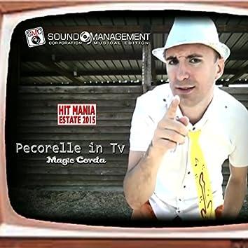 Pecorelle in TV (Hit mania estate 2015)