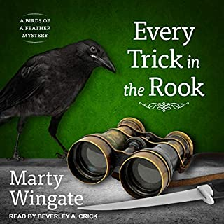 Every Trick in the Rook audiobook cover art