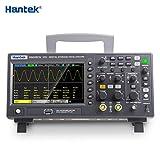 Hantek DSO2D15 Digital Osciloscopio 2 canales 1GSa/S Almacenamiento Osciloscopio 150 MHZ Banda ancha Mano