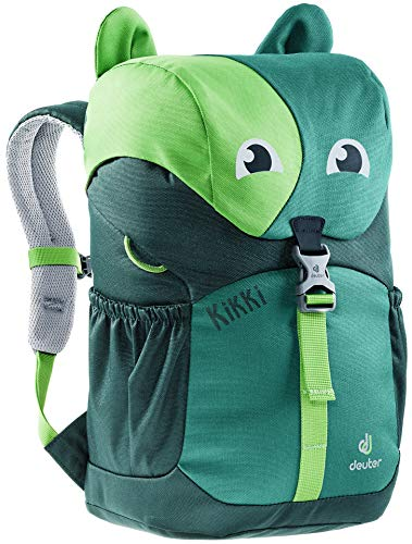 Deuter Kikki Children's Backpack 36 centimeters 8 Green (Alpinegreen-Forest)