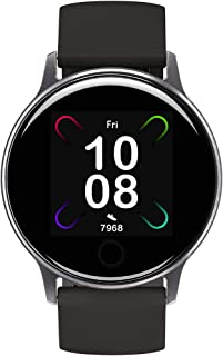UMIDIGI Uwatch 3S Smart Watch, 5ATM Waterproof Activity Tracker with 3-Axis Electronic Compass, Fitness Tracker with Blood...