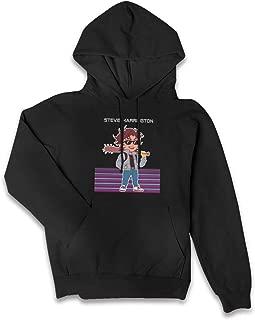 Ophelia Cornell Women's Hoodies Steve Harring-ton Hooded Sweatshirt Long Sleeve Pullover