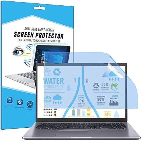 FiiMoo 17' Laptop Anti luz Azul Protector de Pantalla, Filtro Anti Deslumbrante Protección para Los Ojos Protector de Pantalla para 17 Inch Ordenador Portátil (2 Pack 5:4)