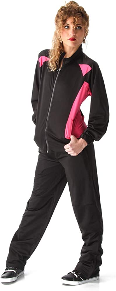 Move U Youth Full Zip Warmup Leap Athletic Jacket