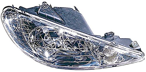 Iparlux 11544004/231 Faro H7/H7 Transparente Eléctrico, Derecho