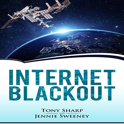Internet Blackout audiobook cover art