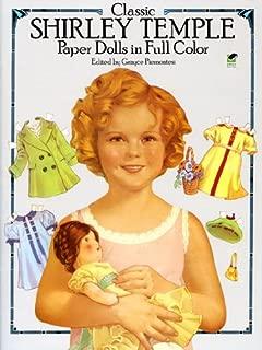 Best vintage shirley temple paper dolls Reviews