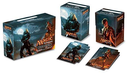 Deck Box 2 en 1 'Magic the Gathering Duel Deck Box' - Sorin Vs Tibalt