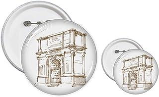 Arche de Constantine de Rome Constantine Kit de création de badges et boutons