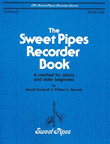 SP2313 - The Sweet Pipes Recorder Book - Book 1 - Soprano