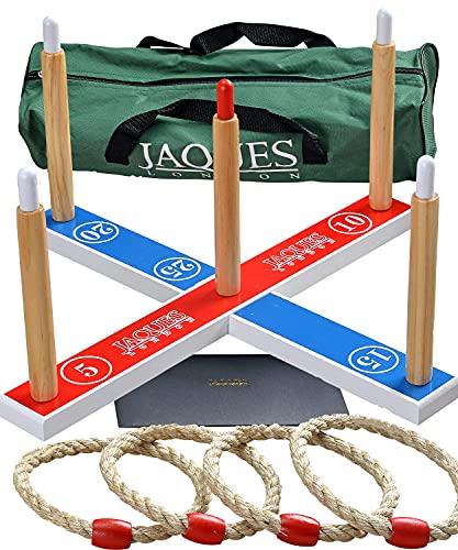 Jaques of London Family Quoits Set   Outdoor Spielzeug   Garten Spielzeug   Outdoor Spiele Für Kinder   Garten Kinder   Seit 1795