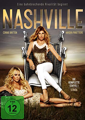 Nashville - Die komplette Staffel 1 [5 DVDs]