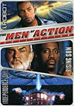 Men of Action Boxed set: (I, Robot / Rising Sun / Independence Day)