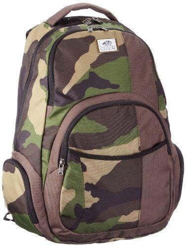 Vans Men's 5-0 Skatepack Backpack Vert (Camo) One Size UK