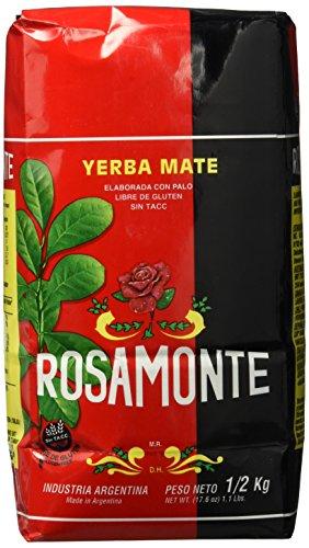 Rosamonte Mate Tee, 1er Pack (1 x 500 g)
