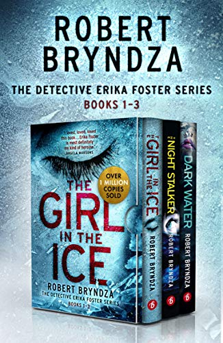 The Detective Erika Foster series: Books 1-3 (English Edition)