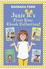 Junie B.'s First Ever Ebook Collection!: Books 1-4 (Junie B. Jones Box Set 1) Kindle Edition