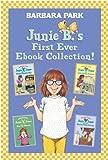 Junie B.'s First Ever Ebook Collection!: Books 1-4 (Junie B. Jones Box Set 1)