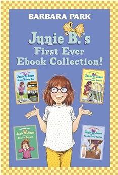 Junie B.'s First Ever Ebook Collection!: Books 1-4 (Junie B. Jones Box Set 1) by [Barbara Park, Denise Brunkus]
