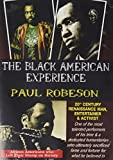 Paul Robeson: 20th Century Renaissance Man, Entertainer & Activist: Social Studies
