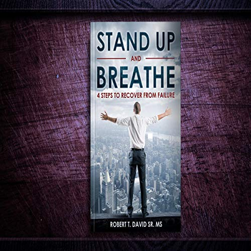 Stand Up and Breathe audiobook cover art