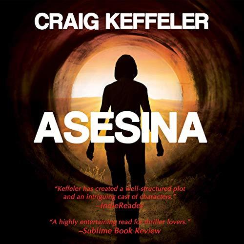 Asesina cover art