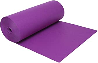 YANZHEN Hallway Runner Rugs Corridor Carpet One Time Cutable Soft Anti-Static Extra Long, Customize (Color : Purple, Size ...