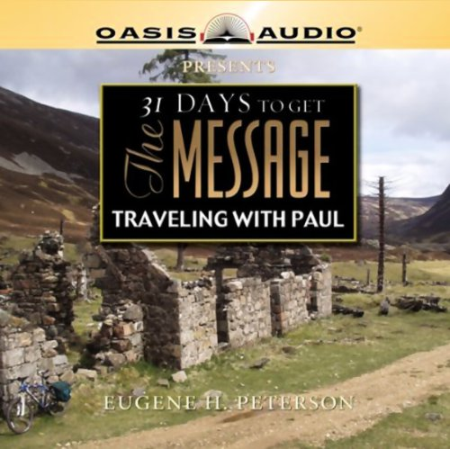 31 Days to Get the Message audiobook cover art