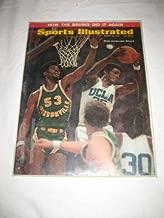 Sports Illustrated V. 32 #13 March 30, 1970 Sidney Wicks UCLA Bruins Outrebounds