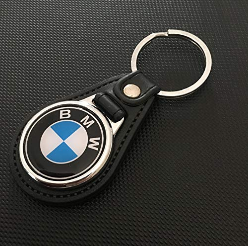 Leder Schlüsselanhänger für BMW 1er 2er 3er 4er 5er 6er 7er