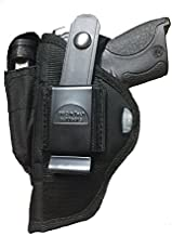 Pro-Tech Outdoors Holster Fits Smith and Wesson Models 39,59,99,411,439,459,539,559,639,659,909,915,3904,3906 See Inside for More.