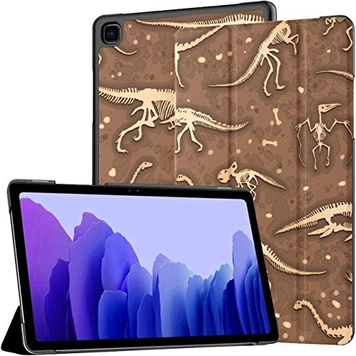 Dinosaurs Fossils Tablet Case Galaxy Tab A7 10.4 Inch Samsung Tab A Case Galaxy Tab A Case With Auto Wake/sleep Fit Samsung Tablet Case For Galaxy Tab A7 Sm-t500/t505/t507