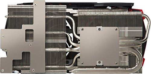 MSI GeForce GTX 1080 TI Gaming X 11G Scheda Grafica PCIE 3.0, 11 GB, GDDR5X 352 bit, 11.01 GHz, 1569 MHz, Nero