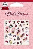 Disney Nail Art Stickers Cartoon Decoration Mix 4-Pack (Multi Characters)