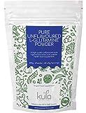 Kula Nutrition Poudre Pure L Glutamine - 300g (60 portions) - Acide Aminé - Réparation de la Musculation et des Protéines et la Restauration de la Santé Intestinale - Complément Alimentaire