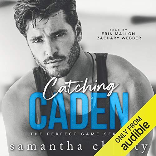 Catching Caden cover art