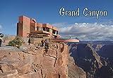 Grand Canyon Skywalk Arizona Mountains, AZ, Magnet 2 x 3 Fridge Photo Magnet