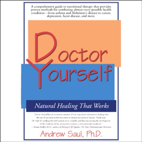 Doctor Yourself audiobook cover art