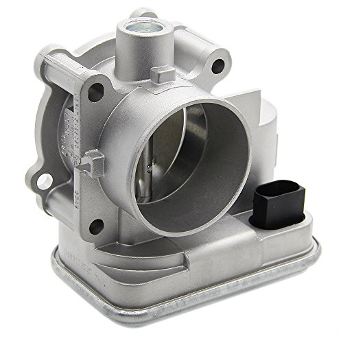04891735AC Electronic Throttle Body Assembly with IAC & TPS - Fit for 2.0L 2.4L Dodge Avenger, Caliber, Journey, Chrysler 200, Sebring, Jeep Compass Patriot - Replace 4891735AB 4891735AC 4891735AD