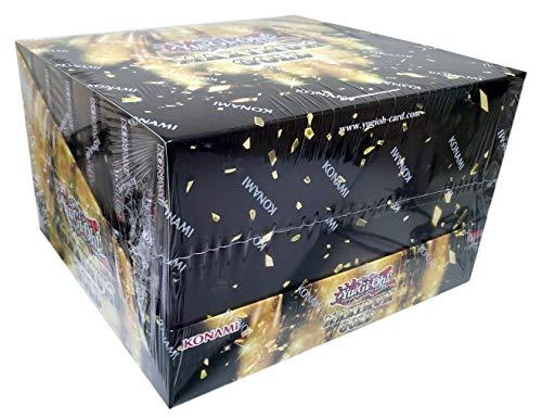 Cards Yu-Gi-Oh! - Maximum Gold Tuckbox Display deutsch 1. Auflage