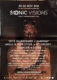Sonic Visionen–Fritz Kalkbrenner–60x 84cm