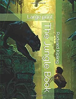 The Jungle Book: Large print