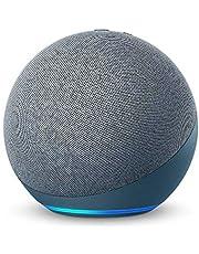 【新型】Echo (エコー) 第4世代 - スマートスピーカーwith Alexa - プレミアムサウンド&スマートホームハブ