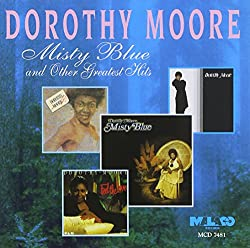 Misty Blue and other Greatest Hits