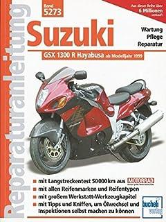 Suzuki GSX 1300 R Hayabusa  ab 1999: Ab Modelljahr 1999