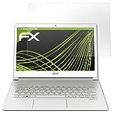 atFoliX Protección de Pantalla para Acer Aspire S7-191 Lámina Protectora Espejo, Efecto Espejo FX Protector de Pantalla Espejo