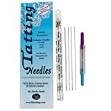 Handy Hands Tatting Needles For Thread-Set of 3